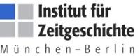 Logo: Institut für Zeitgeschichte München - Berlin (IfZ)