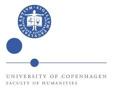 Logo: University of Copenhagen