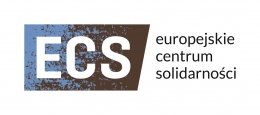 Logo: European Solidarity Centre (ESC)