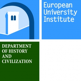Logo: Department of History and Civilization, European University Institute (EUI)