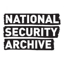 Logo: National Security Archive (NSA)
