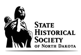 Photo: Logo of the State Historical Site of North Dakota