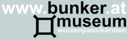 Logo: Bunkermuseum Wurzenpass