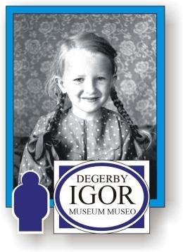 Logo: Degerby Igor Museum