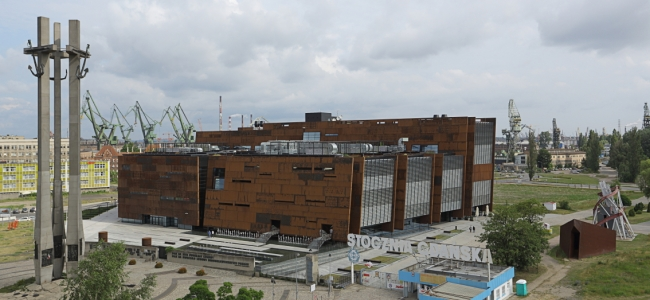 Photo: European Solidarity Centre Building (c) ESC