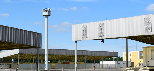Photo: Grenzübergang (c) Gedenkstätte Deutsche Teilung Marienborn