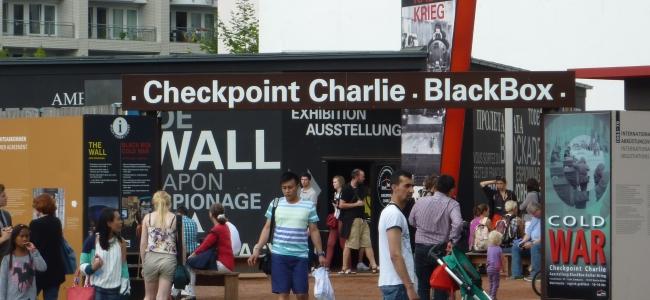 Photo: Black Box (c) Zentrum Kalter Krieg e.V.