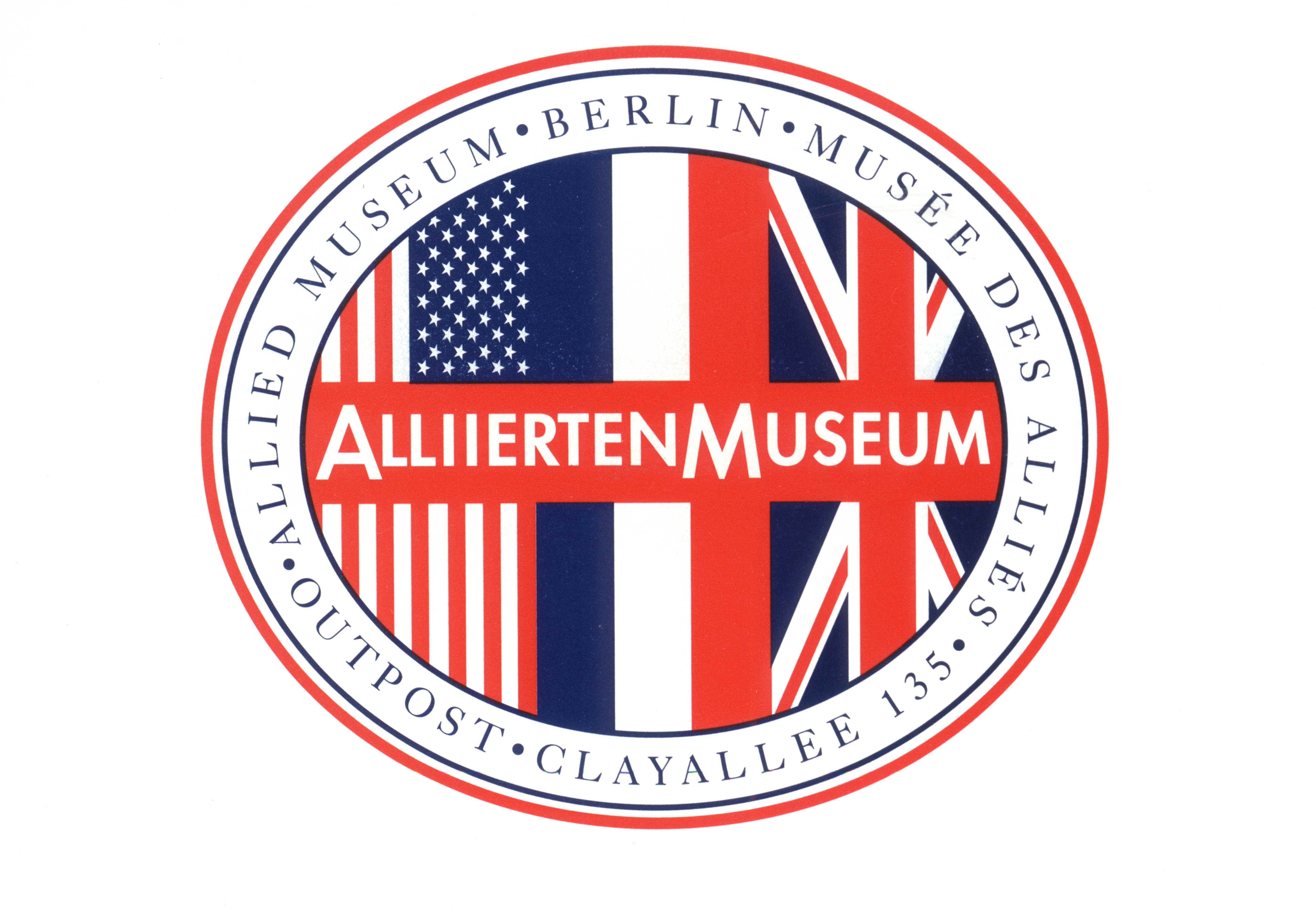 Logo: AlliiertenMuseum