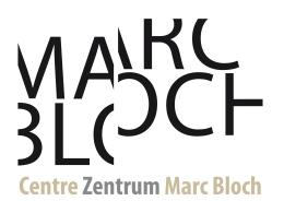 Logo: Centre Marc Bloch (CMB)