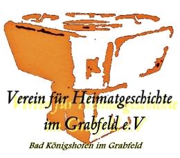 Logo: Verein für Heimatgeschichte im Grabfeld Bad Königshofen