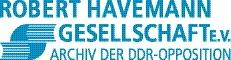 Logo: Robert Havemann Gesellschaft e.V.