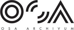 Logo: Vera and Donald Blinken Open Society Archives