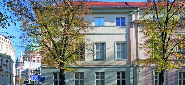 Photo: Institutsansicht (c) Zentrum für Zeithistorische Forschungen (April 2016)