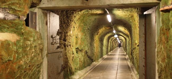 Photo: Tunnel (c) Cold War Museum Stevnsfort