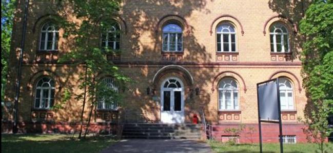 Photo: Aussenansicht (c) Institut für Zeitgeschichte (IfZ) - Berlin