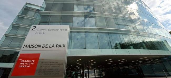 Photo: Maison de la Paix (c) Graduate Institute for International and Development Studies
