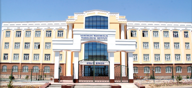 Photo: Außenansicht (c) Namangan Institute of Engineering and Technology, Uzbekistan