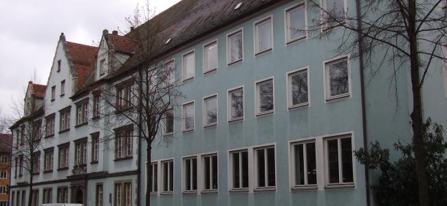 Photo: Aussenansicht (c) Graduate School for East and Southeast European Studies (GS OSES)