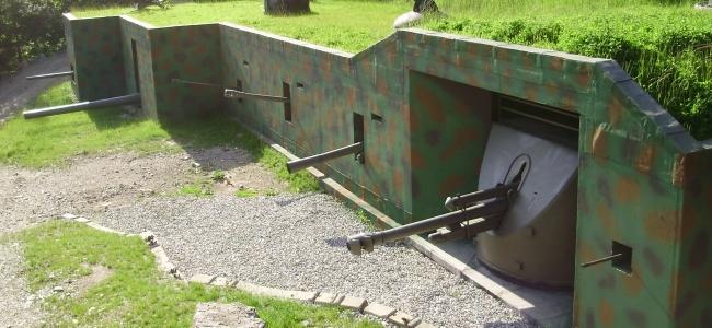 Photo: Bunkeransicht (c) Bunkermuseum Wurzenpass